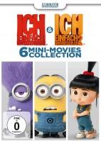 Ich - Einfach unverbesserlich 1&2 - 6 Mini-Movies Collection (DVD)