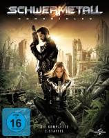 Schwermetall Chronicles - Staffel 02 (Blu-ray)