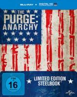 The Purge - Anarchy - Steelbook (Blu-ray)