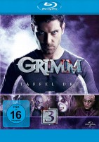 Grimm - Staffel 03 (Blu-ray)