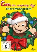 Coco - Der neugierige Affe feiert Weihnachten (DVD)