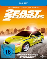 2 Fast 2 Furious - Limited Steelbook Edition (Blu-ray)