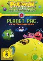 Pac-Man und die Geisterabenteuer - Vol. 08 / Planet Pac & Die Führerscheinprüfung (DVD)
