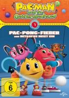 Pac-Man und die Geisterabenteuer - Vol. 07 / Pac-Pong Fieber & Betrayus heizt ein (DVD)
