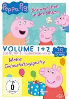Peppa Pig - Schweinchen in der Mitte & Meine Geburtstagsparty (DVD)