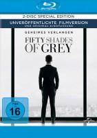 Fifty Shades of Grey - Geheimes Verlangen - Blu-ray + Bonus DVD (Blu-ray)