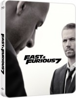 Fast & Furious 7 - Extended Version / Steelbook (Blu-ray)