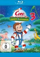 Coco, der neugierige Affe 3 - Zurück in den Dschungel (Blu-ray)