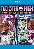 Monster High - Schrecklich schönes Schuljahr & Aller Anfang ist schwer - Monstercooler Doppelpack (Blu-ray)