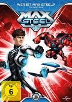 Max Steel - Vol. 2 / Wer ist Max Steel? (DVD)