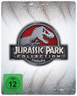 Jurassic Park Collection - Limited Steelbook (Blu-ray)