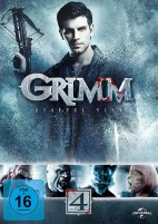 Grimm - Staffel 04 (DVD)