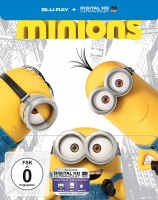 Minions - Limited Steelbook (Blu-ray)