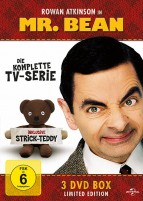 Mr. Bean - Die komplette TV-Serie / Limited Edition inkl. Strick-Teddy (DVD)