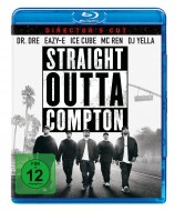 Straight Outta Compton - Director's Cut (Blu-ray)