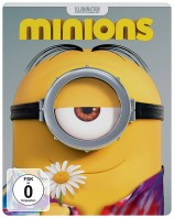 Minions - Limited Edition Steelbook (Blu-ray)