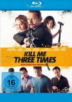 Kill Me Three Times - Man stirbt nur Dreimal (Blu-ray)