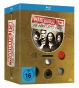 Warehouse 13 - Die komplette Serie (Blu-ray)