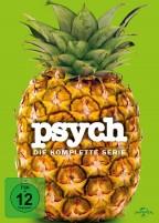 Psych - Die komplette Serie (DVD)