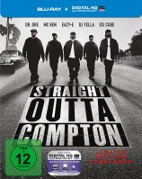 Straight Outta Compton - Limited Steelbook (Blu-ray)