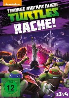 Teenage Mutant Ninja Turtles - Rache! (DVD)