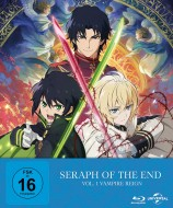 Seraph of the End - Vol. 1 / Limited Premium Edition (Blu-ray)