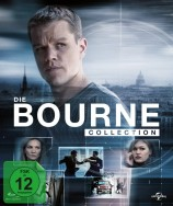 Bourne Collection 1-4 - Special Edition (Blu-ray)