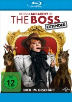 The Boss - Dick im Geschäft - Extended Edition (Blu-ray)