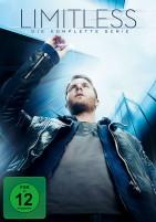 Limitless - Die komplette Serie (DVD)
