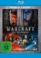 Warcraft - The Beginning - Blu-ray 3D + 2D (Blu-ray)
