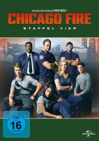 Chicago Fire - Staffel 04 (DVD)