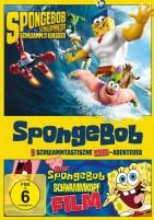 SpongeBob Schwammkopf - Der Film & Schwamm aus dem Wasser (DVD)
