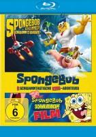 SpongeBob Schwammkopf - Der Film & Schwamm aus dem Wasser (Blu-ray)