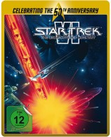 Star Trek VI - Das unentdeckte Land - Steelbook (Blu-ray)