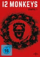 12 Monkeys - Staffel 01 (DVD)