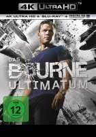 Das Bourne Ultimatum - 4K Ultra HD Blu-ray + Blu-ray (Ultra HD Blu-ray)