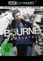 Das Bourne Vermächtnis - 4K Ultra HD Blu-ray + Blu-ray (Ultra HD Blu-ray)