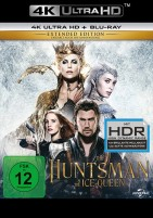 The Huntsman & the Ice Queen - 4K Ultra HD Blu-ray + Blu-ray (4K Ultra HD)