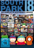 South Park - Season 18 / Repack (DVD)