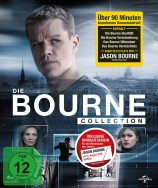Die Bourne Collection - Limited Edition / Digibook (Blu-ray)