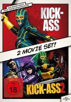 Kick-Ass 1&2 (DVD)