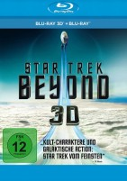Star Trek - Beyond 3D - Blu-ray 3D + 2D (Blu-ray)