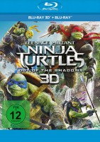 Teenage Mutant Ninja Turtles - Out of the Shadows - Blu-ray 3D + 2D (Blu-ray)