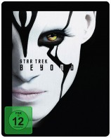 Star Trek - Beyond 3D - Blu-ray 3D + 2D / Steelbook (Blu-ray)