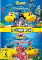 Tauch, Timmy, Tauch und der Piratenschatz & Tauch, Timmy, Tauch und die Tintenfischfamilie - 2 Filme Box (DVD)