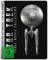 Star Trek - Three Movie Collection / Steelbook (Blu-ray)