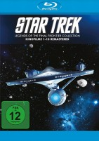 Star Trek I-X - Legends of the Final Frontier Collection (Blu-ray)