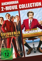 Anchorman - 2-Movie Collection (DVD)