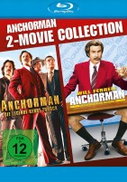 Anchorman - 2-Movie Collection (Blu-ray)