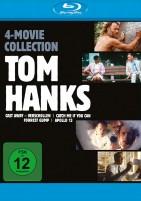 Tom Hanks - 4-Movie-Collection (Blu-ray)